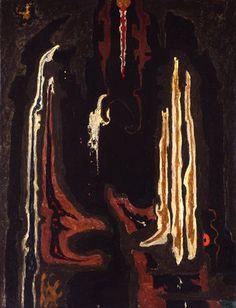1945-H - Clyfford Still