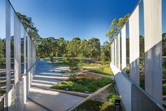 Banking biodiversity: The Australian Plantbank Garden | ArchitectureAU
