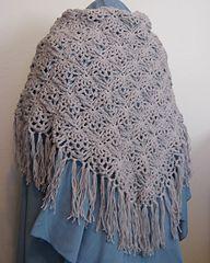 Ravelry: Shawl #25 pattern by Crochet Fantasy