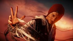 delsin rowe and infamous: second son image