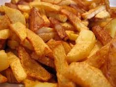 Red Robin Restaurant Copycat Recipes: Seasoned Oven Fries