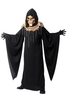 Demon of Doom Boy s Costume Scary Kids Halloween Costumes 90ee18255