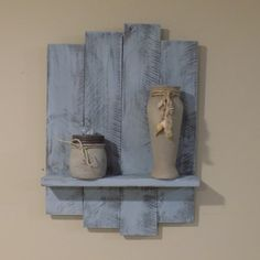 Pallet Wall Decor by TwoWeatheredSouls on Etsy