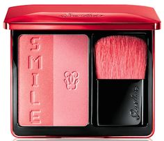 Guerlain Rose Aux Joues Smile Blush; love this for Spring!