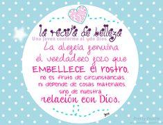Princesas de Dios: Una Joven Conforme al ♥ De Dios