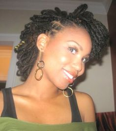 Locs locs This is such a cute hairstyle!! :)