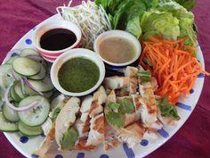 Yates Yummies: Asian Chicken Lettuce Wraps