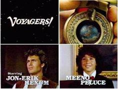 The Voyagers! I liked this show