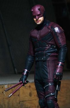 Marvel Dc Comics, Marvel Heroes, Marvel Characters, Marvel Avengers, Daredevil Suit, Daredevil Punisher, Charlie Cox, Suits Tv Series, Comic Movies