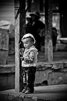 Streets of Tibet
