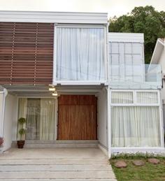 """[ shipping container home ] 6 x 40""""Curitiba, Paraná, Brazil"""