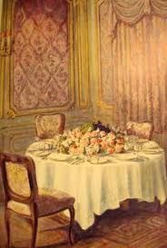 Butlers tips to decorating, setting and serving an elegant dinner - link Victorian Home Decor, Victorian Homes, Come Saturday Morning, Diner Table, Beautiful Table Settings, Pink Houses, Decor Crafts, Google Search, Dinners