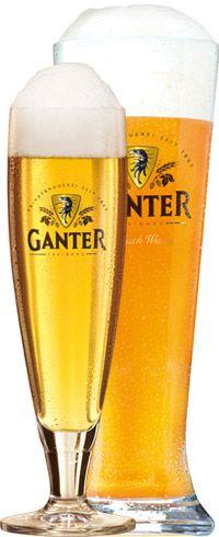 Ganter Brauerei, Freiburg im Breisgau, Germany.  Habe ich immer getrunken! Lecker Schmecker...