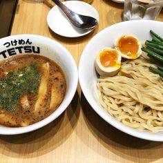 Lunch Goal    credit @nomnombites  #沾麵 #つけ麺 #Tsukemen #TsukemenTetsu #つけ麺哲 #沾麵哲 #つけめん #TETSU #日本ラーメン #ラーメン #日本拉麵 #投石暖湯 #CausewayBayEats #Tetsu102hk #流心蛋 by tetsu102hk