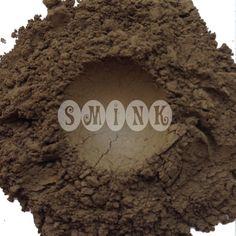 Smink Loose Mineral Matte Eyeshadow  Bog by TvalSkincare on Etsy