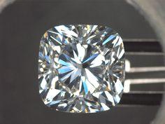 5 Carat Cushion Cut #Diamond