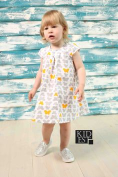 Baby dress - Grang style girl - toddler dress -Summer cotton clothing - Party outfits