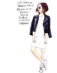 【連載】今、コレ、欲しい! vol.3《BOX型ワンピース》-STYLE HAUS(スタイルハウス)
