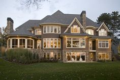 Wow, this home is incredible. If I lived here, it would be hard not to prance around it every morning.