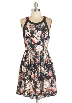 Truly, Gladly, Deeply Dress. You love this silky dress more with every twirl! #multi #modcloth