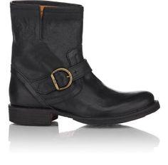 Fiorentini + Baker Buckle-Strap Eli Boots at Barneys New York