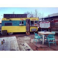 Morning camper trailer food love. #tinyhouse #campertrailer