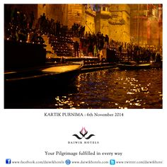 KARTIK PURNIMA. 6TH NOVEMBER  Guru Nanak was born on Kartik Purnima day, the full moon in the month of Kartik. Hindus worship Lord Shiva as they believe that on this day Lord Shiva killed the demon Tripurasura. Fairs are also held at many places and the most famous ones are at Pushkar and Pandharpur.