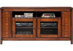 Shop for a Crown Valley 60 in. Console at Rooms To Go. Find TV Consoles that will look great in your home and complement the rest of your furniture.
