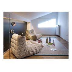 Ligne Roset, Interior Ideas, Sofa, Rugs, Home Decor, Products, Farmhouse Rugs, Settee, Decoration Home