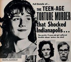 Sylvia Likens era una ragazza di 16 che venne torturata e uccisa da Gertrude Baniszewski. Ad aiutarla anche alcuni dei suoi figli e 2 ragazzi del vicinato.
