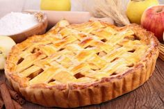 Enjoy our collection of online recipes from kitchens like yours. Browse breakfast recipes, lunch recipes, dinner recipes, dessert recipes and more. Aga Recipes, Sweet Recipes, Cooking Recipes, Pie Pastry Recipe, Pastry Recipes, Healthy Desserts, Fun Desserts, Dessert Recipes, Dutch Apple Cake