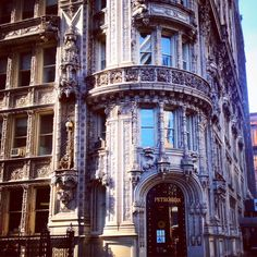 The Petrossian Cafe Brokerage Firm, Upper West Side, Price Point, Real Estate Companies, Big Ben, New York City, Condo, Nyc, Building