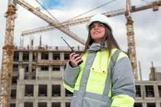 Civil engineering disciplines and types of civil engineers and the modern challenges that they'll face. Civil engineering is a career that is becoming Engineering Girls, Civil Engineering Works, Civil Engineering Construction, Chemical Engineering, Ing Civil, Project Management Templates, Good Paying Jobs, Jobs For Women, Security Companies