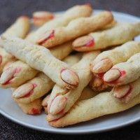 Doigts de sorcière !! Et lien vers le meilleur épisode des Têtes à Claques : On veut des bonbons !!!!