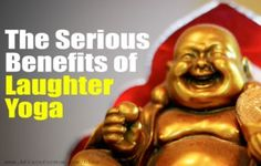 The Serious Benefits of Laughter Yoga - #Laughter_yoga is a new twist on an ancient practice. Not only does it increase happiness, but it also strengthens the immune system, reduces pain and lowers stress.