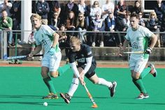ASHLEY JACKSON returned to the East Grinstead side in style as he scored a hat-trick to help the Gladiators win 9-4  at Canterbury.  Fresh from his successful spell with the Ranchi Rays in the Hockey...