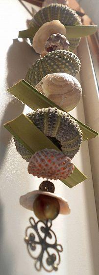 Easy Way to Make a Seashells