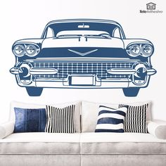 Trend Wandtattoos Cadillac