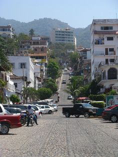 Puerto Vallarta, Mexico... I want my kids to experience our roots! Real Mexican town!!! ArrivaMexico !!