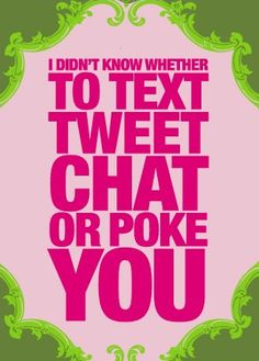 Greeting Cards - Tweet