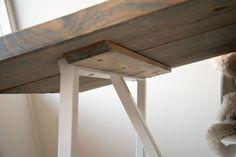 GUIDE: sådan laver du et spisebord med brede planker