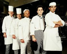 The first Le Chef photshoot
