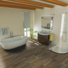 Floor Decor Porcelain Tile Vintage Oak Wood Plank Porcelain Tile  6Inx 24In 100033497