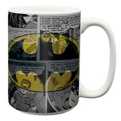 Shop Zak.com for a great mix of Batman products, BPA free Large Coffee Mugs and more! Free shipping on orders over $50!