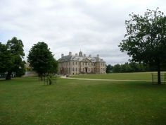 """Belton House, Lincolnshire. """"Rosings"""" the home of Lady Catherine de Bough in Pride and Prejudice, 1995"""