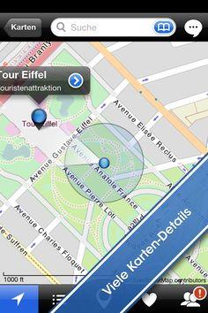 Navigation-App City Maps 2Go mal wieder kostenlos