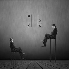 Digital Interpretation of Surreal Solitude by Philip McKay.