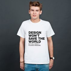 Design - t-shirt męski w artiglo na DaWanda.com