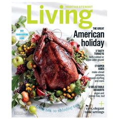 Martha Stewart Living Magazine Subscription : $4.99 (reg. $20)  http://www.mybargainbuddy.com/martha-stewart-living-magazine-subscription