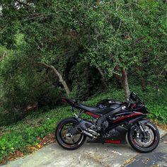 Yamaha R6 #Yamaha #GreaseGarage #R6